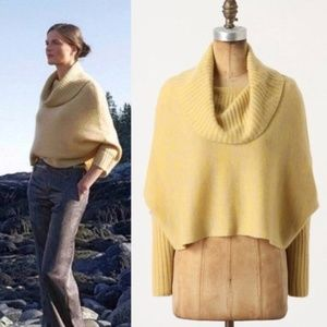 Anthropologie Sparrow Harrington Cashmere Sweater
